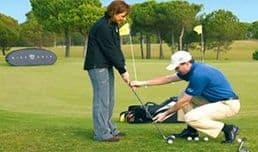 Hervorragende Golfschulen