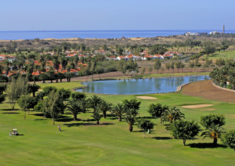 Campo de Golf Maspalomas