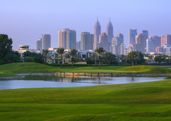 Address Montgomerie Championship Course