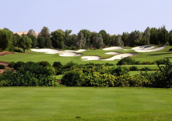 Jumeirah Golf Estate - Earth Course