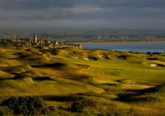 St. Andrews Links - The Castle Course