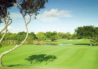 Belle Mare Plage Golf Club - Links Course