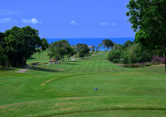 Bintan Lagoon Resort Golf Club - Jack Nicklaus Seaview Golf Course