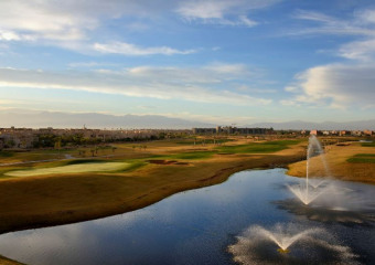 The Montgomerie Golf Marrakesch