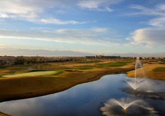 The Montgomerie Golf Marrakesch