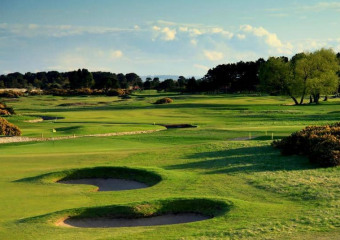 Carnoustie Golf Links - Burnside Course
