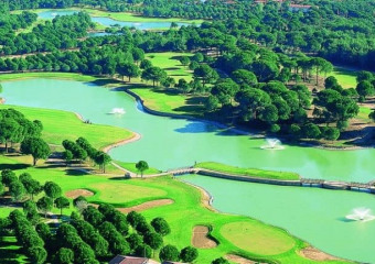 Gloria Golf Club Verde