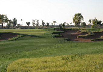 Jumeirah Golf Estates - Fire Course