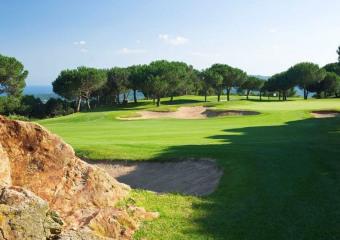 Club de Golf dAro-Mas Nou