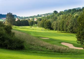 Quellness Golf Resort - St. Wolfgang Golfplatz Uttlau
