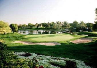 Emirates Golf Club - Majlis Course
