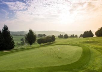 Quellness Golf Resort - Golfplatz Lederbach