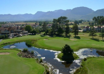 Boschenmeer Golf Estate, Paarl Golf Club