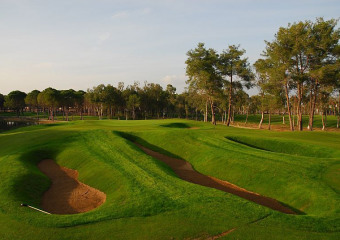 Sueno Golf Club Dunes