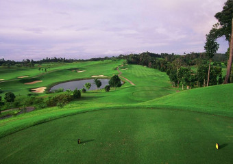 Bintan Lagoon Resort Golf Club - Ian Baker-Finch Woodlands Golf Course