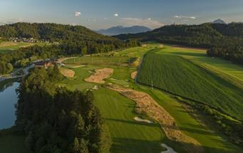 Diners Cubo Golf Ljubljana