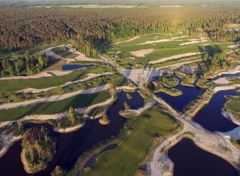 Begleitete Golf Gruppenkurzreise Lettland Riga / Pärnu