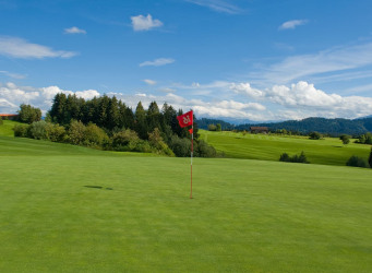 Begleitete Golf Gruppenkurzreise Ällgäu, Deutschland