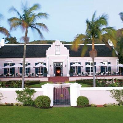 Grande Roche Hotel *****