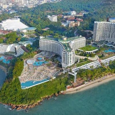 Royal Cliff Beach Resort ****(*)