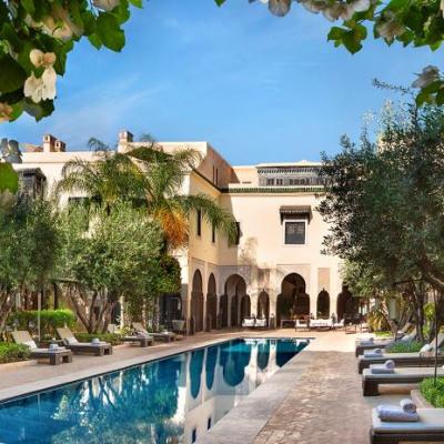 La Villa des Orangers Relais & Chateaux *****