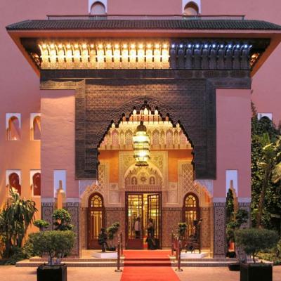Sofitel Marrakech Lounge and Spa *****