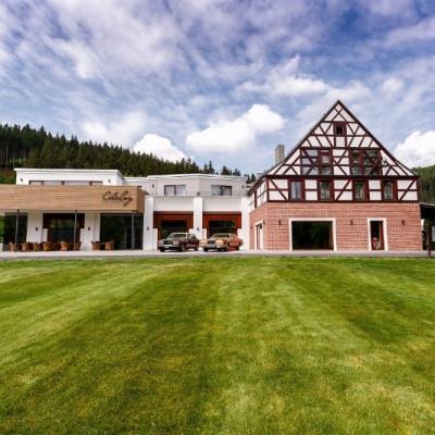 Golf & Spa Resort Cihelny ****