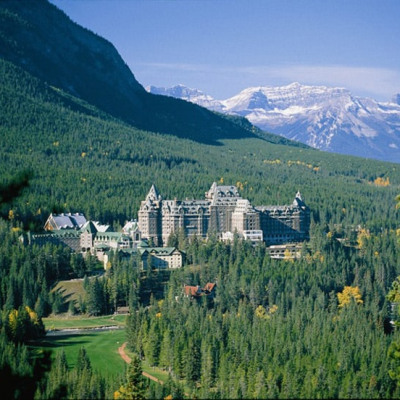 The Fairmont Banff Springs Hotel ****(*)