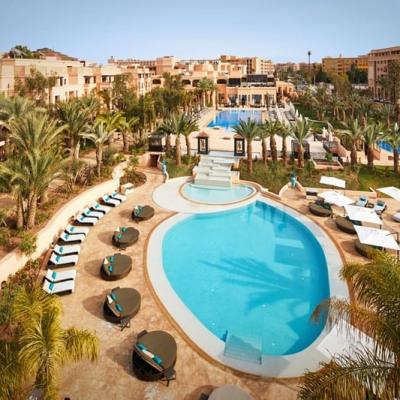 Mövenpick Hotel Mansour Eddahbi Marrakech *****
