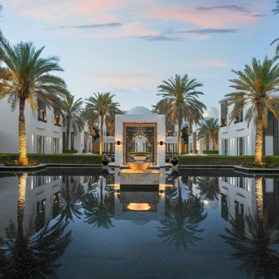 The Chedi Muscat *****
