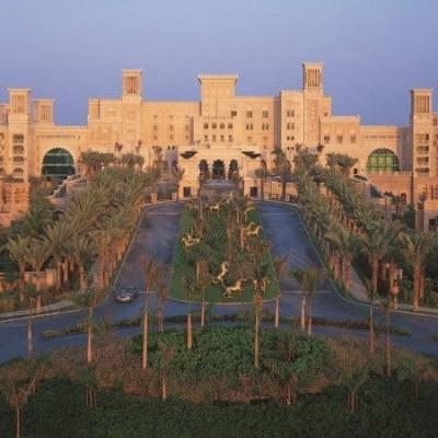 Madinat Jumeirah - Al Qasr *****