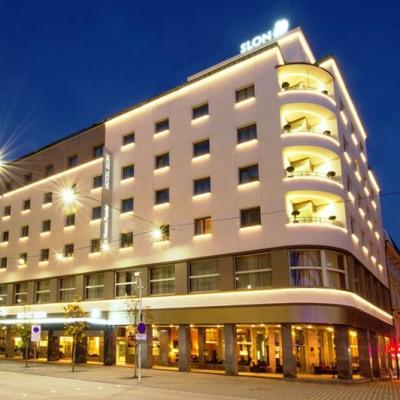 Best Western Premier Hotel Slon ****