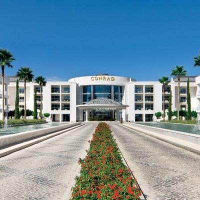 Conrad Hilton Algarve  *****