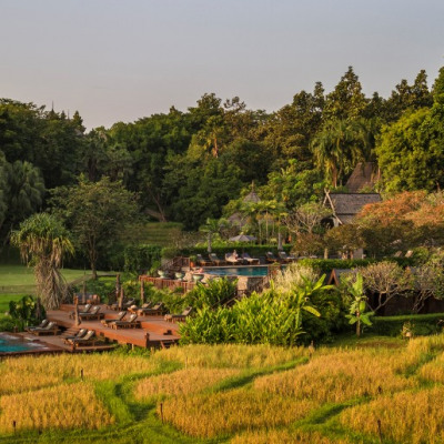 Four Seasons Resort Chiang Mai *****