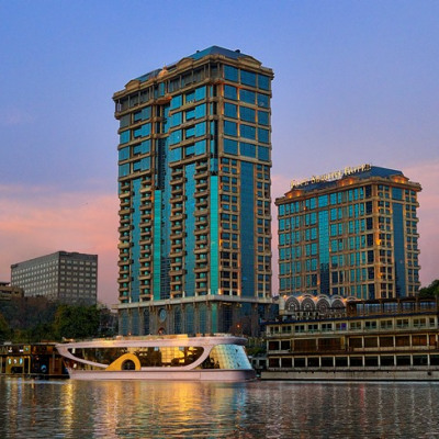 Four Seasons Hotel Cairo at Nile Plaza *****