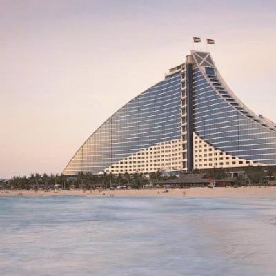 The Jumeirah Beach Hotel *****