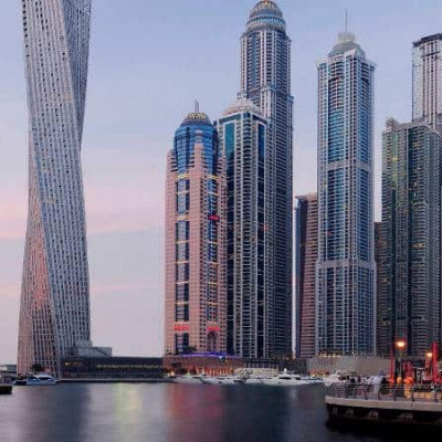 Dubai Marriott Harbour Hotel & Suites  ****