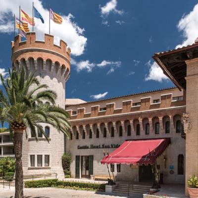 Castillo Hotel Son Vida *****