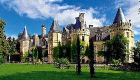 Golf Rundreise Frankreich