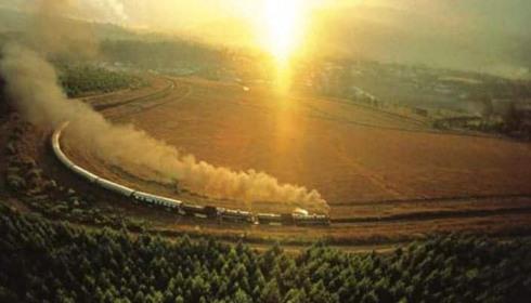 Golf Rundreise Südafrika Rovos Rail