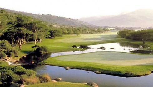 Golf Rundreise Südafrika Sun City & Krüger National Park