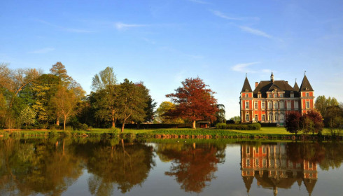 Golf Flussreise Holland & Belgien Excellence Countess