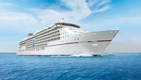 Golf Kreuzfahrt Mittelmeer – MS EUROPA 2