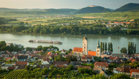 Golf Flussreise Donau – Excellence Princess: