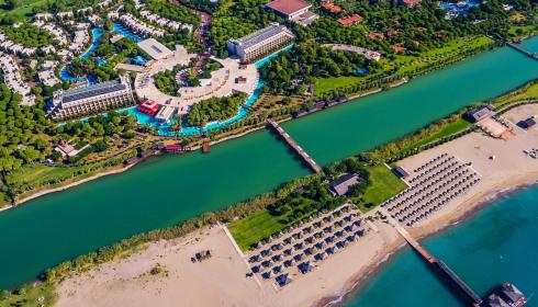 Golf Silvesterreise Türkei Belek Neujahr 2019 / 2020