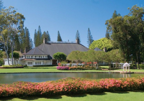 Four Seasons Resort Lanai - The Lodge at Koele *****