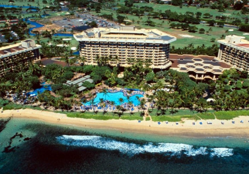 Hyatt Regency Maui Resort & Spa ****