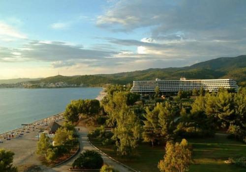 Porto Carras Grand Resort Sithonia Beach *****