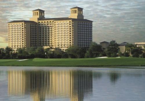The Ritz-Carlton Orlando, Grande Lakes *****