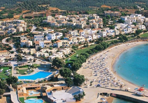 Kalimera Kriti Hotel & Village Resort ****